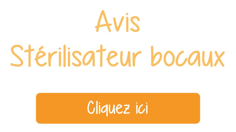 Sterilisateur bocaux le guide n 1 sur la sterilisation bocaux - Avis consommateur sur poltronesofa ...